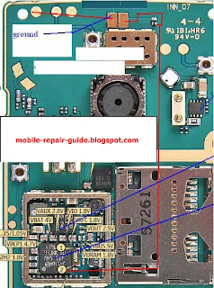 nokia n82 power switch problem