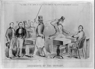 An  illustration of caning from the U.S. Library of Congress.