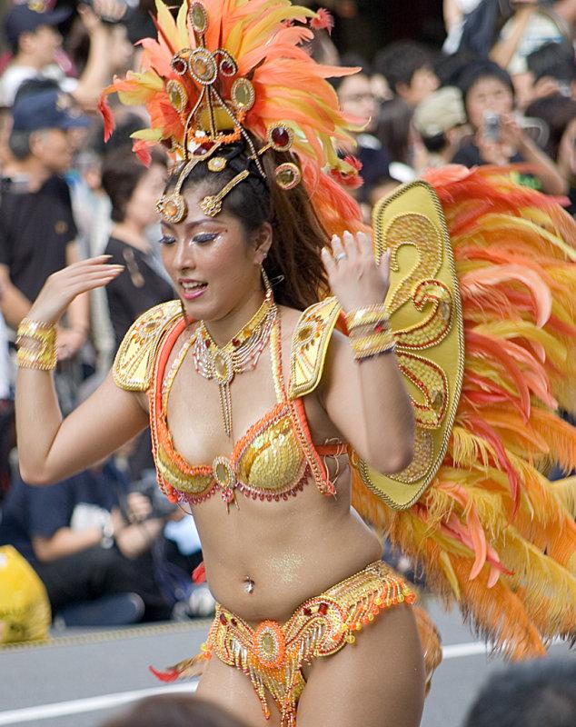 Asakusa Samba Carnival, Tokyo - 2008
