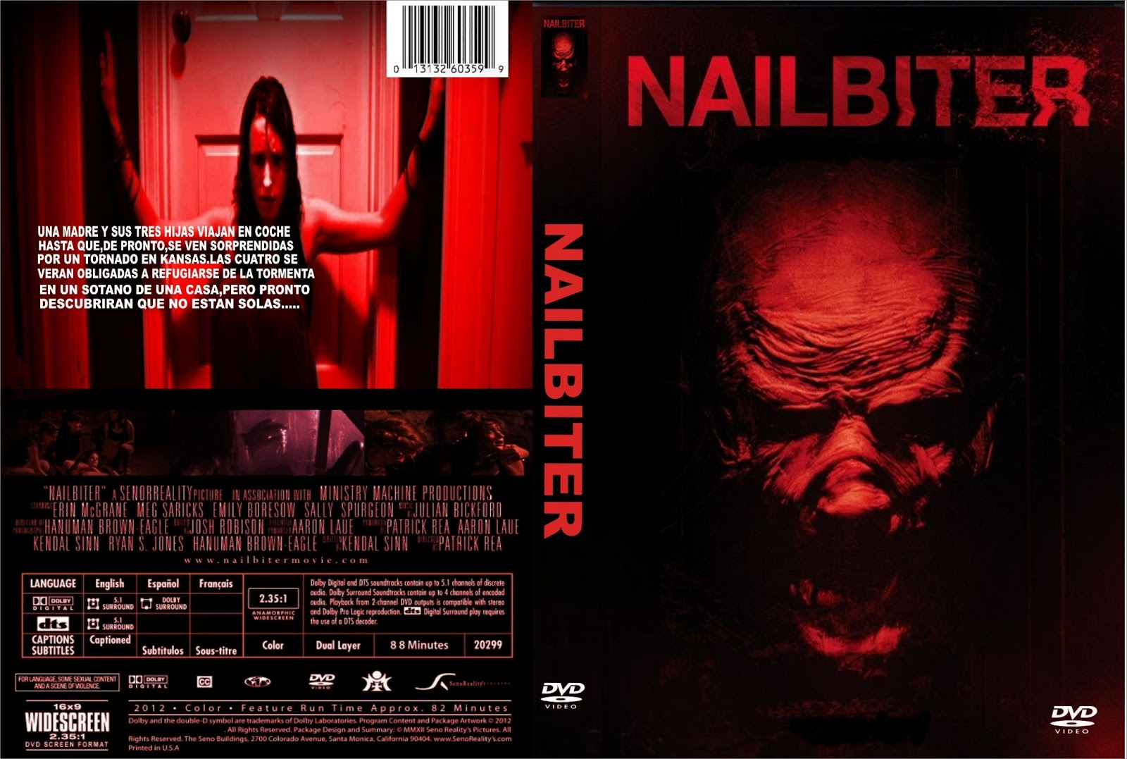 COVERS.BOX.SK ::: Nailbiter (2013) - high quality DVD / Blueray ...
