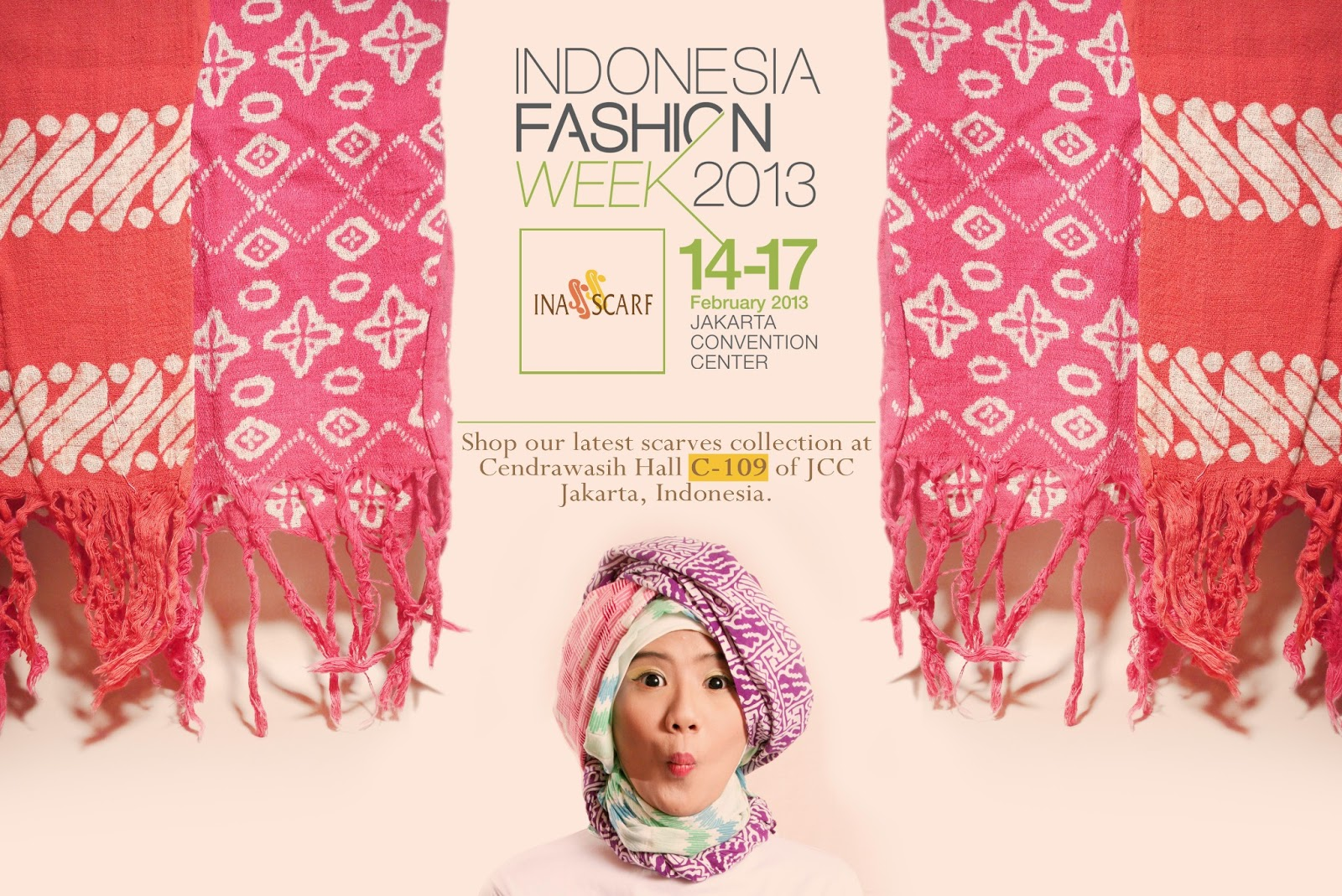 Open Invitation: Indonesia Fashion Week 2013