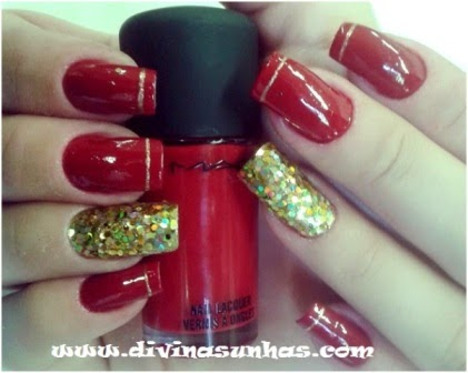 FOTOS DE UNHAS DECORADAS COM LIDIANE BORGES4