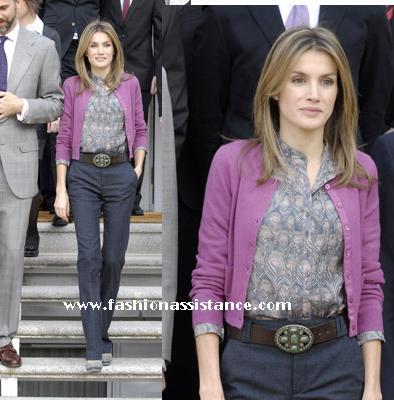 Tu imagen habla junio 2012 - Que colores combinan con el lila ...