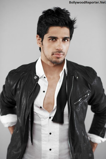 sidharth malhotra first job