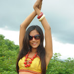 Rithika Sood in Yellow Dress Spicy Photo Gallery