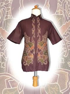 batik+tulis BAJU BATIK wanita pria dan anak muda