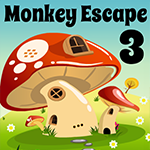 G4K Monkey Escape 3 Walkthrough