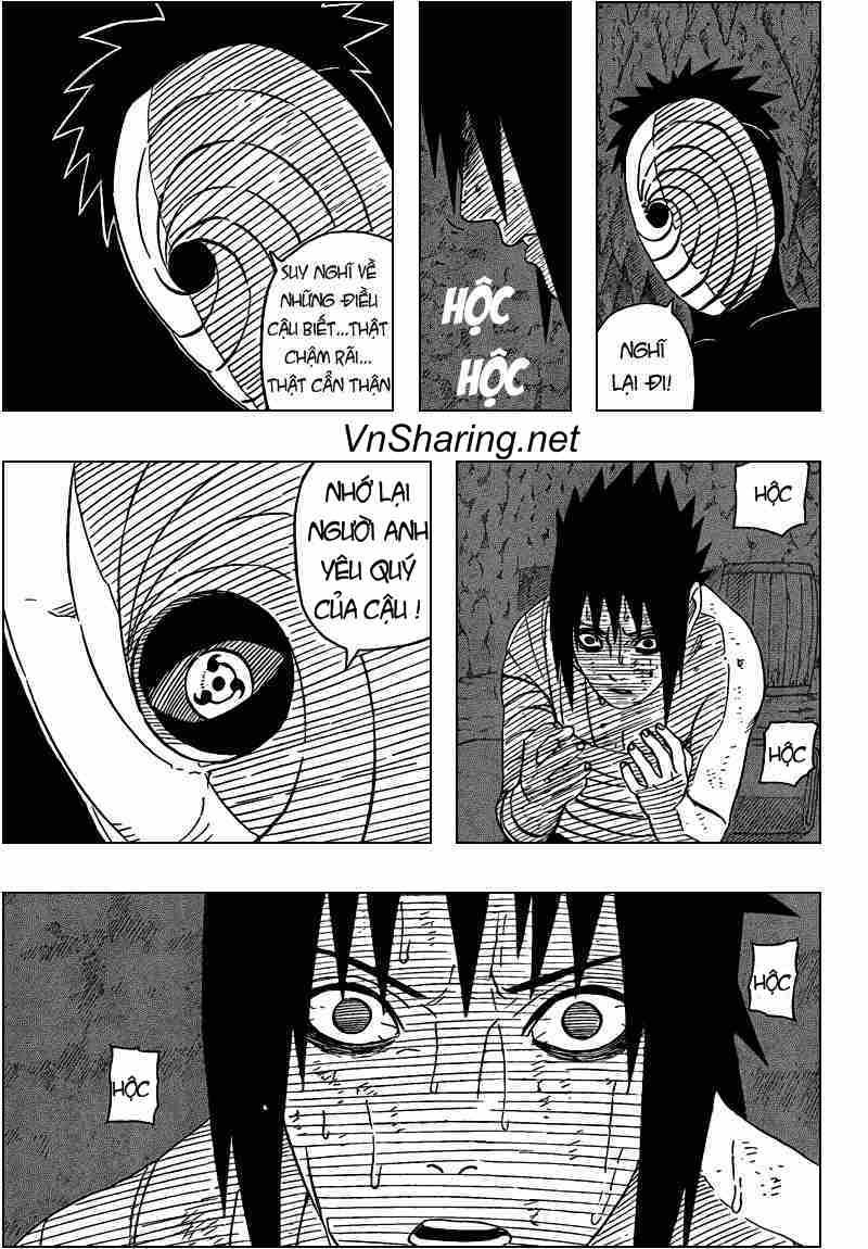 Naruto chap 398 Trang 7 - Mangak.info