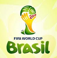 Piala Dunia World Cup 2014 Brazil