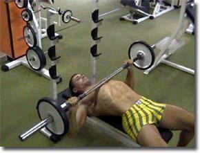 Palestra in casa tutti gli esercizi per ogni muscolo for Pettorali diversi