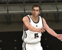 Euroleague 2K12 nba mod player 3
