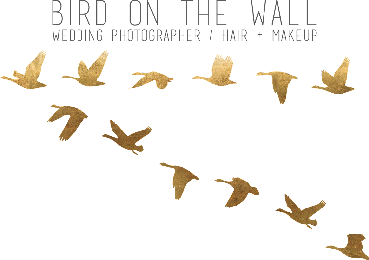 BIRD ON THE WALL. Wedding Makeup, Hair Artistry, photography Perth | Avon Valley | South West