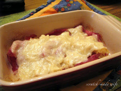 low-carb reuben casserole recipe