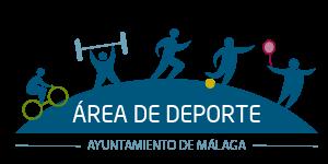 Área de deporte del ayuntamiento de Málaga