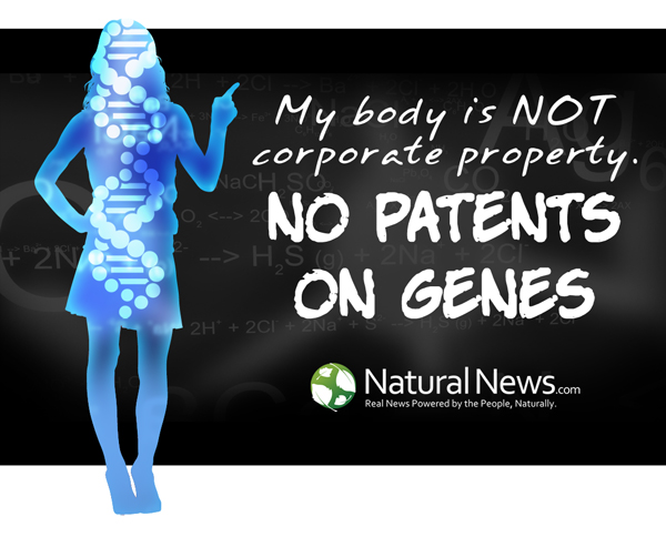 Corporate patents on human genes - a violation of human rights