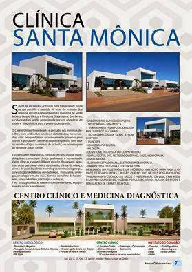 CLINICA SANTA MÔNICA