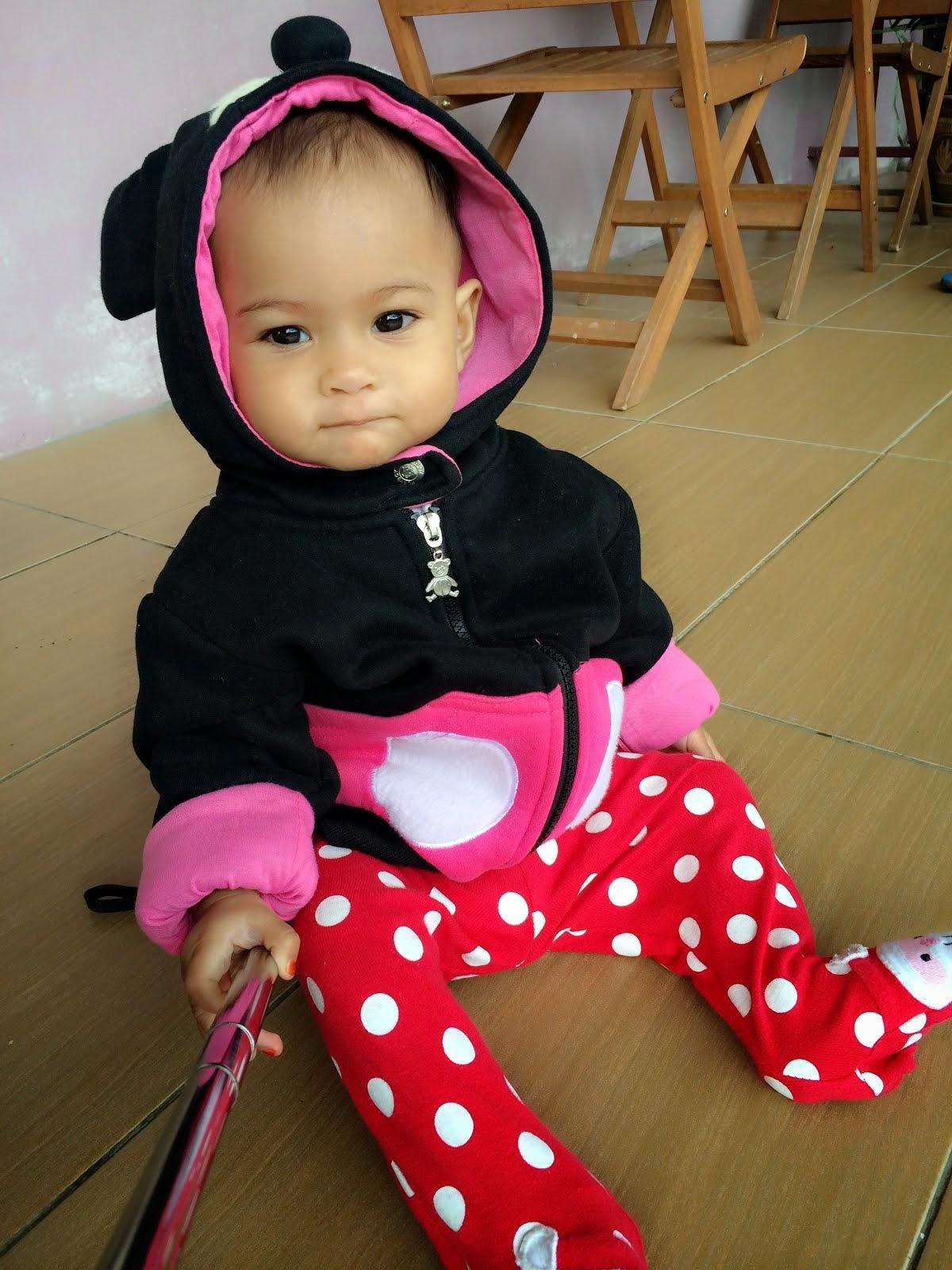 Siti Rafqah Atiqah ~~ 8 Bulan