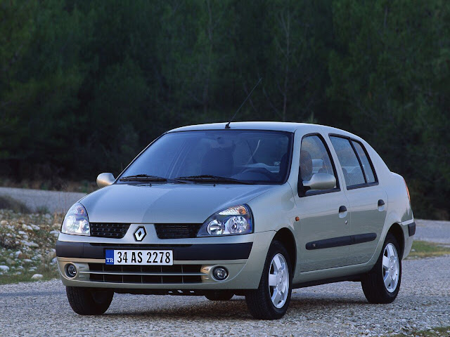 Renault Thalia wallpaper