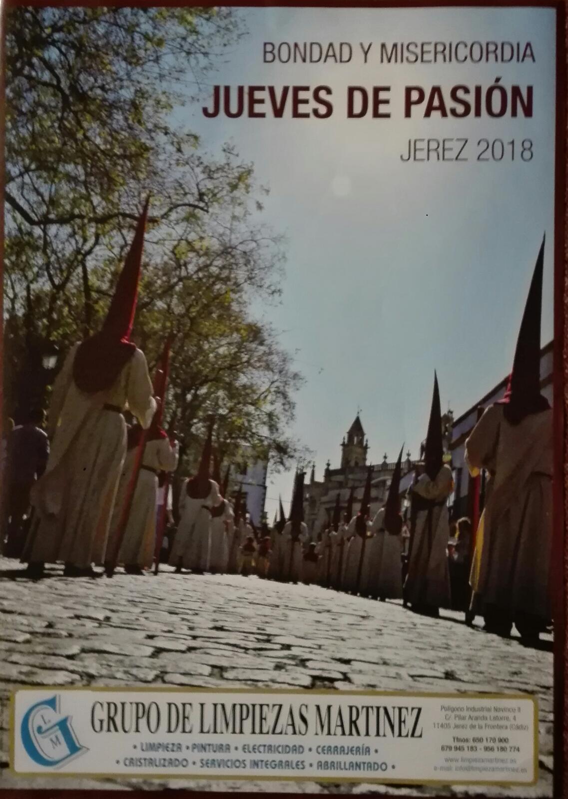 CARTEL SALIDA 2018
