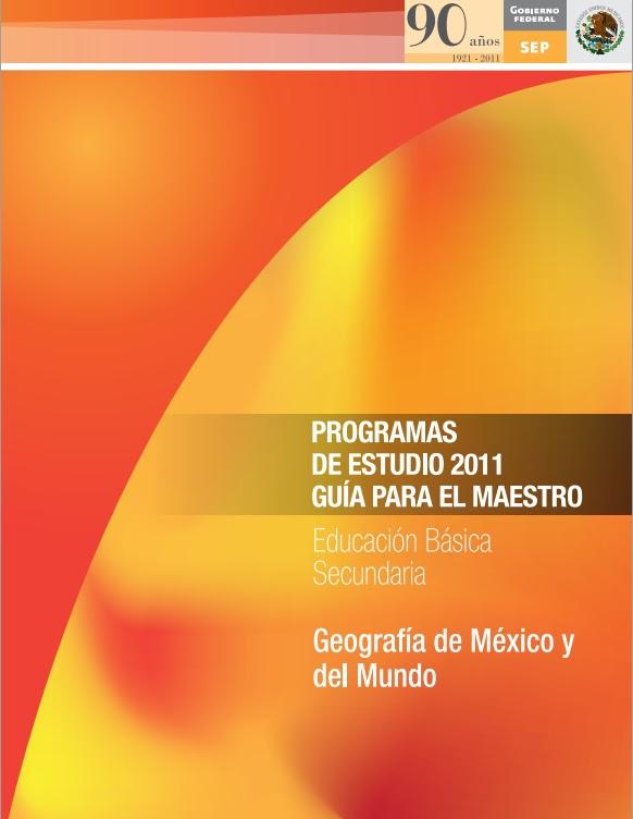 Geografia De Mexico Y El Mundo Examen Enlace