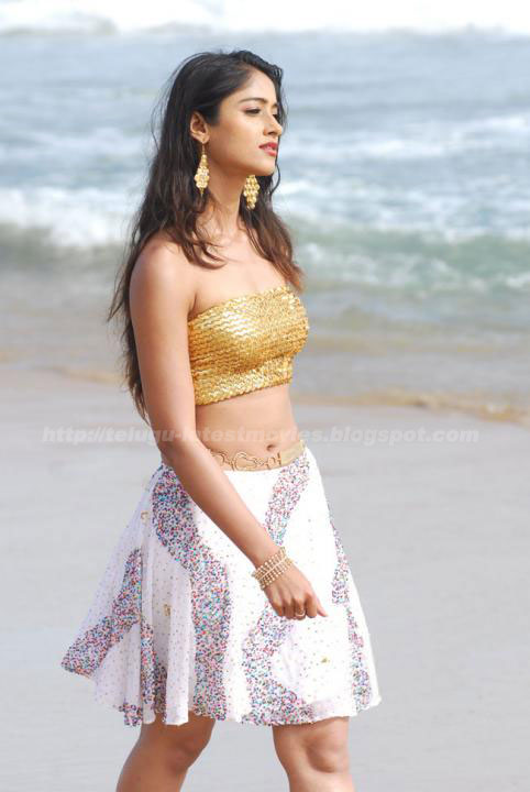 Exclusive Photoshoot Of Ileana