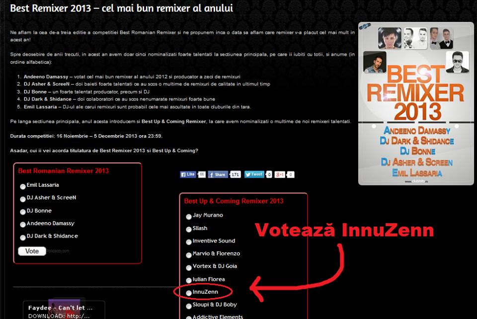 http://www.roclubhits.com/best-remixer-2013/