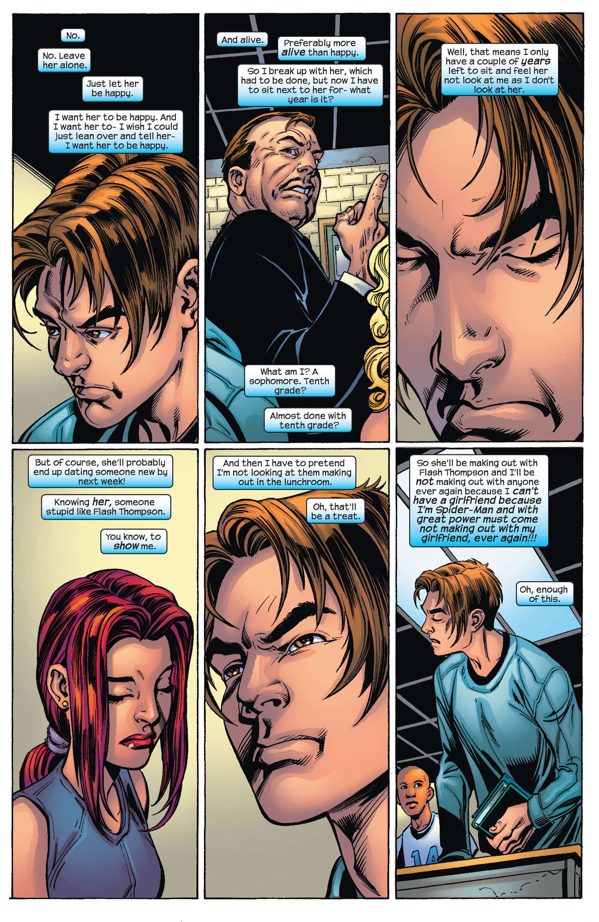 Ultimate Spider-Man (2000) Issue #79 #83 - English 7