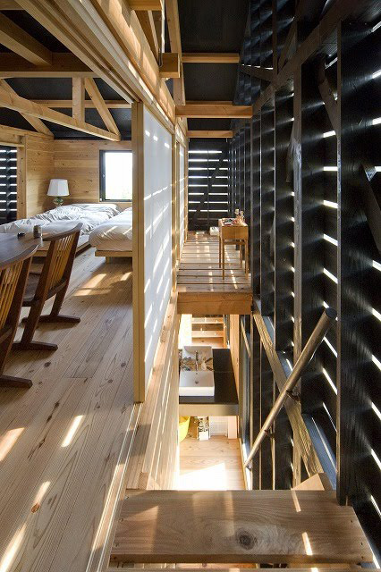 Novus Studio Barn Style Home Design By Japanese Architecture Firm