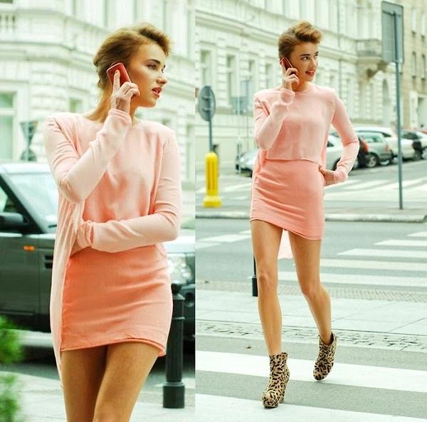Street Style Poland - Leopard Print Shoes