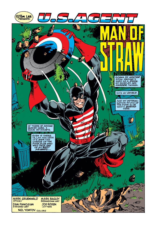 Captain America (1968) Issue #383 #316 - English 37