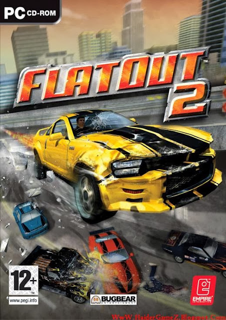 flatout 2 Pc game free download Full Version