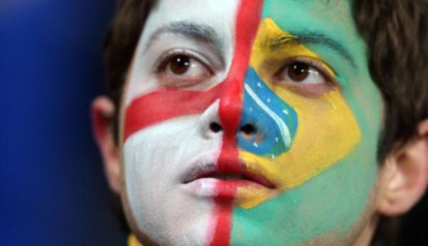 InfoDeportiva - Informacion al instante. REPETICION SELECCIONES INGLATERRA VS BRASIL. Goles, Resultados, Estadisticas, Online