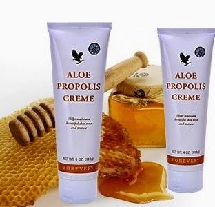 Thành phần Aloe Propolis Crème Kem dưỡng da