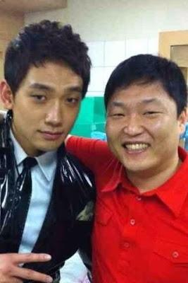 Rain Dan Psy