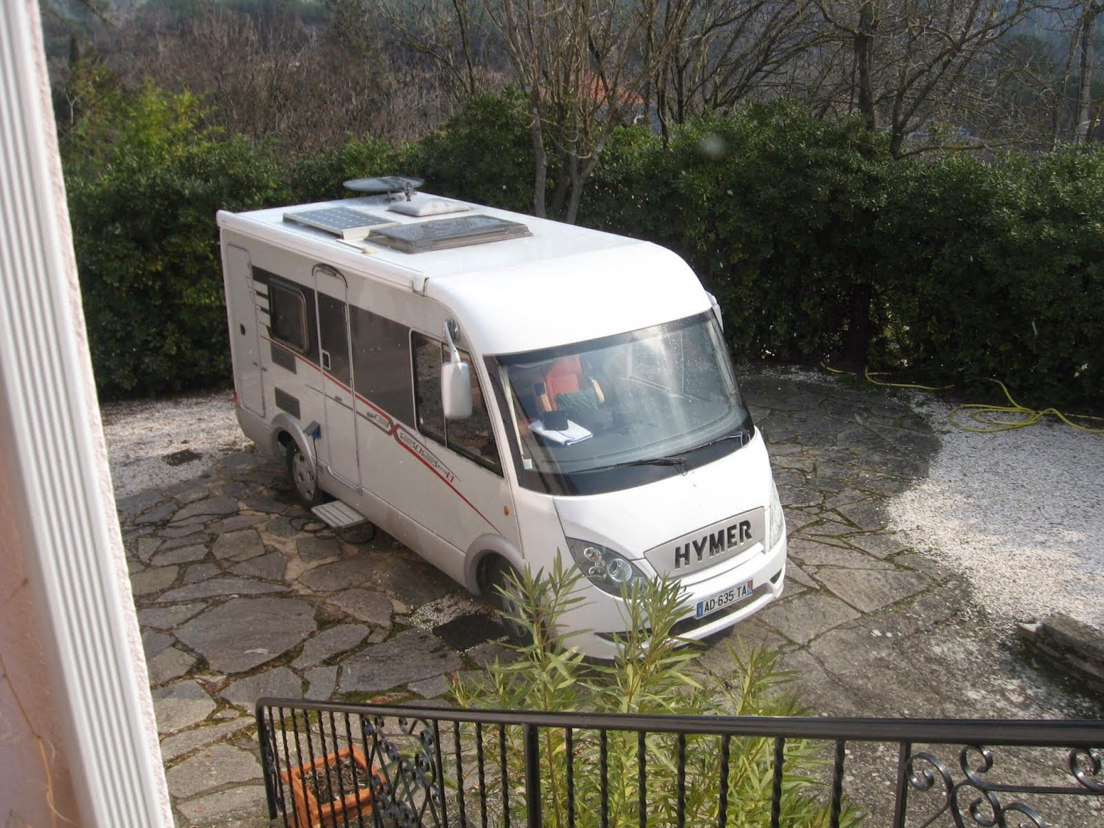 Our first motorhome