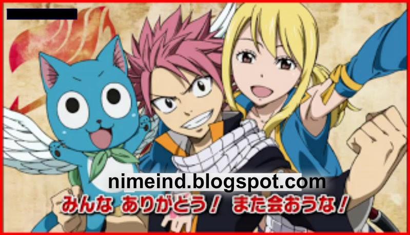 Fairy Tail Episode 175 Subtittle Indonesia