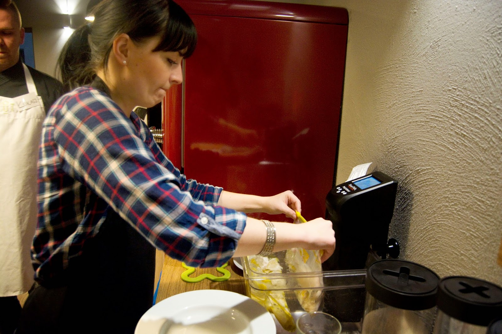 Atuty - krótki kurs kuchni francuskiej - sous vide