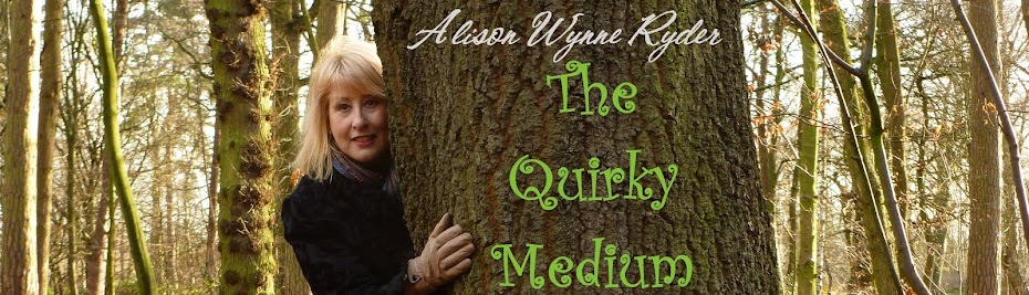 Alison Wynne-Ryder     The Quirky Medium