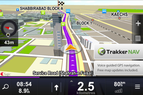 Sygic Pakistan: GPS Navigation ipa v11.2 | APK DOWNLOAD ANDROID