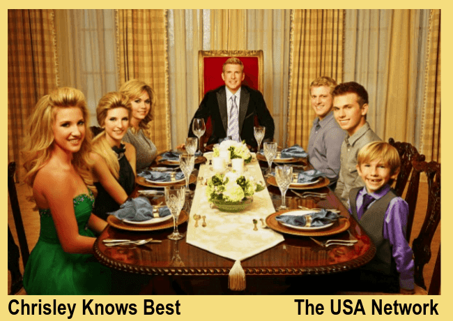 """Chrisley Knows Best"" cast"