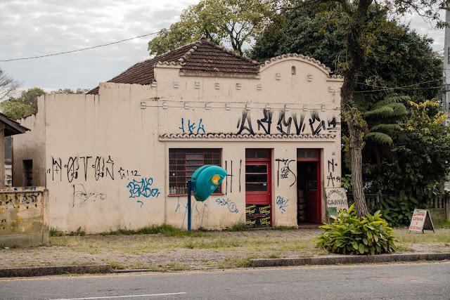 Mercearia Zequinão no Jardim Social em Curitiba