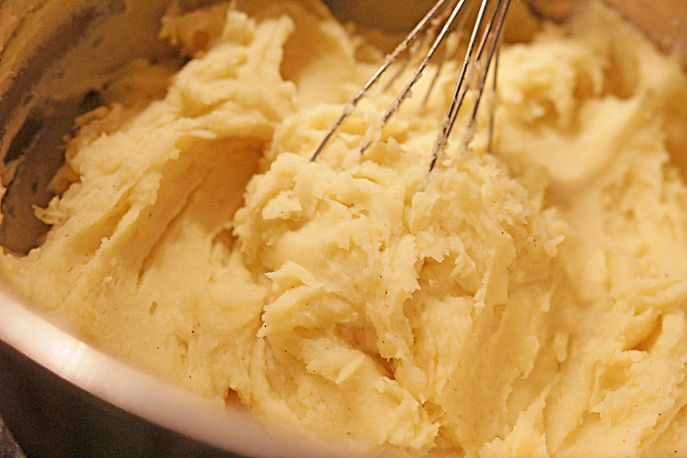 potatismos utan mjölk