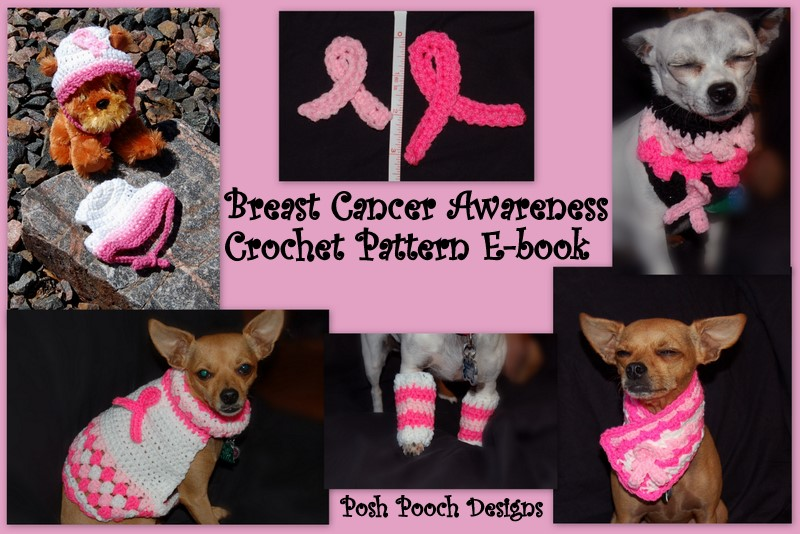 Bernat® Knit and Crochet for Breast Cancer
