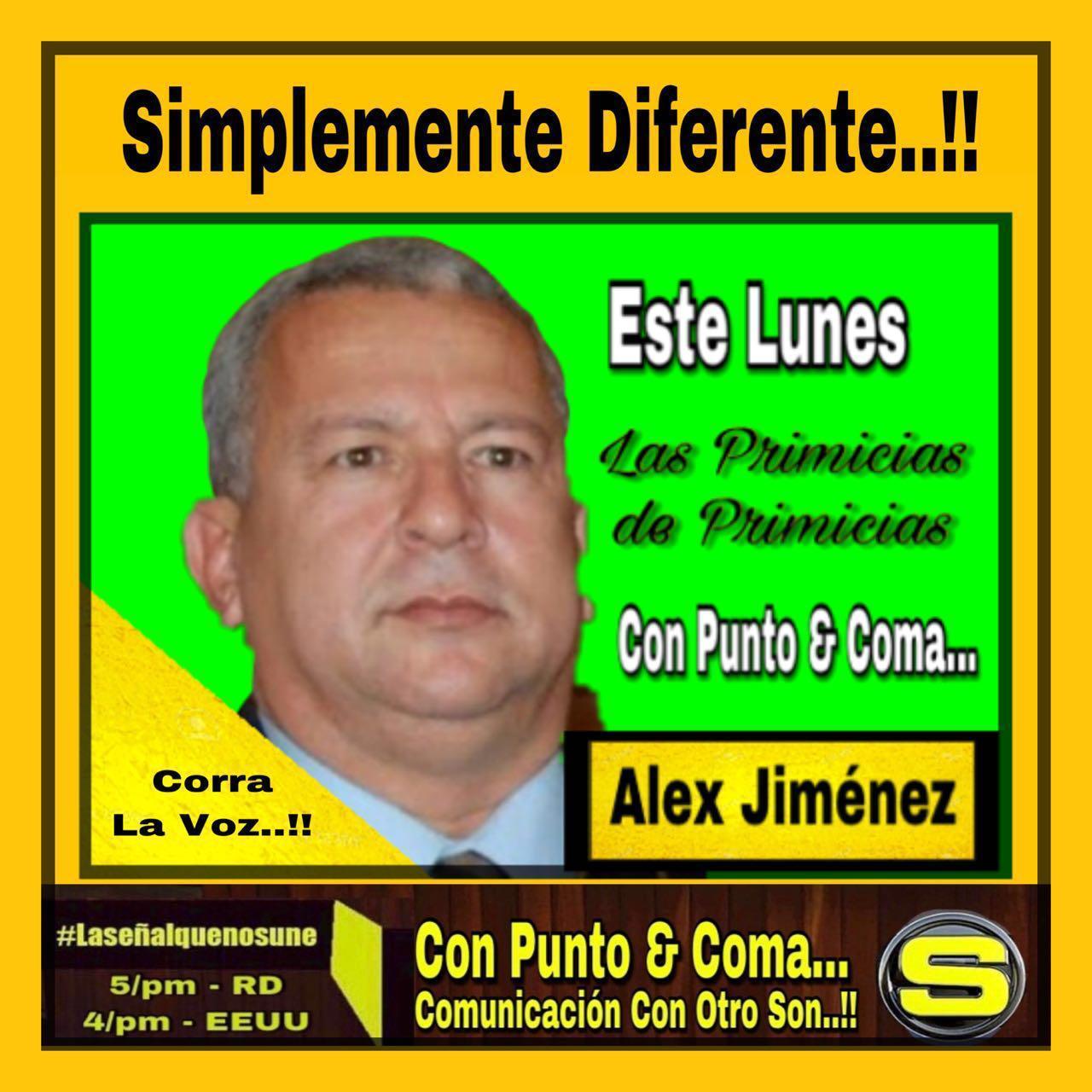 Alex Jiménez Simplemente Diferente