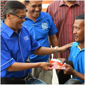 YB Datuk Haji Shabudin Bin Yahaya