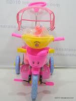1 Sepeda Roda Tiga Hokiku 788 Air Horn