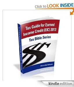 Free eBook Feature: Tax Guide for Earned Income Credit (EIC)