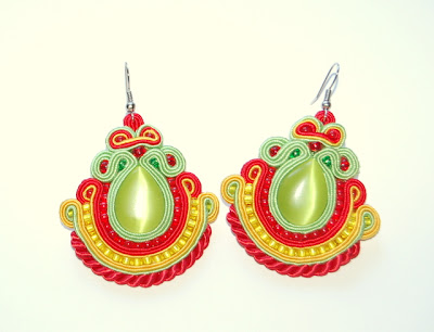 sutasz kolczyki soutache earrings 11