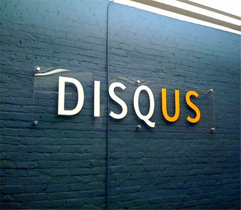 Disqus WordPress plugin without