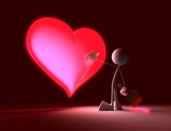 Frases Ao Vento Coração Apaixonado